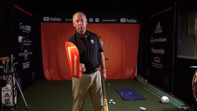 IS THE GOLF SWING SIMILAR TO THE BASE...