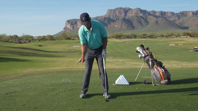 WILL MOVING MY RIGHT HAND HELP MY YIPS