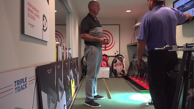 THE LOOKS OF PUTTERS CAN BE DECEIVING