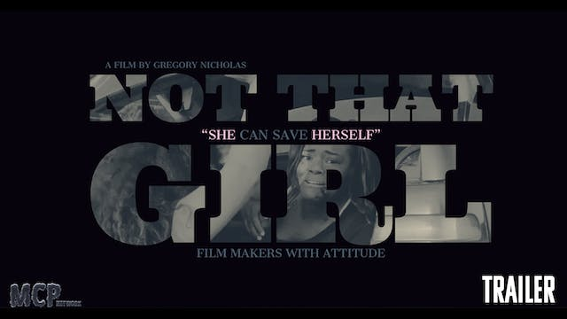 Not That Girl | Short Film Trailer