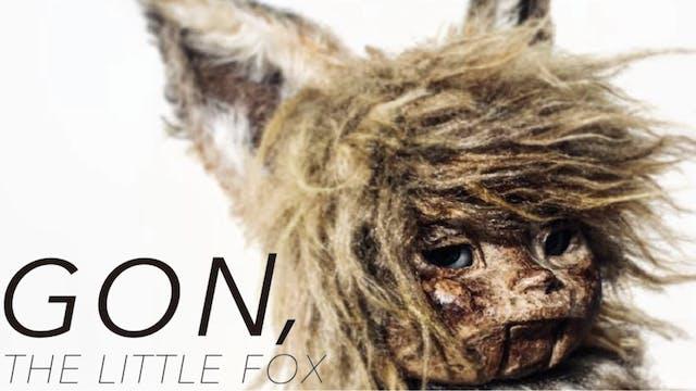 GON, The Little Fox   Official Trailer