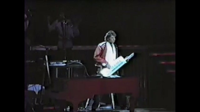 First Night of The Paradise Tour - Salt Lake City, UT - October 5th, 1984