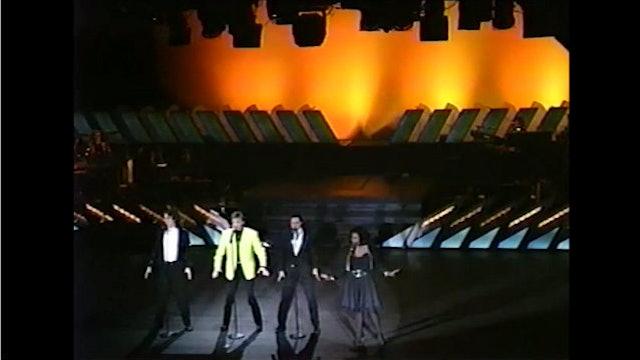 Greatest Hits Tour - Desert Inn - Las Vegas, NV - March 18, 1993