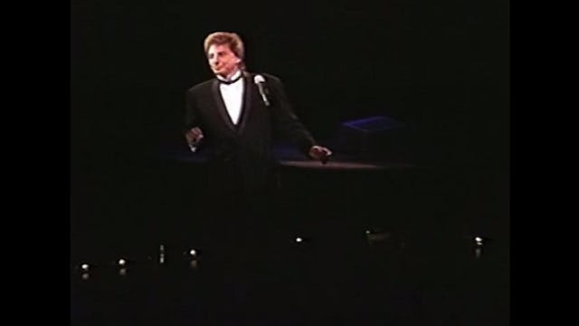 In The Round World Tour- Wembley Arena - London, England - April 20-21, 1996