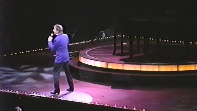 In The Round World Tour- N.E.C. - Birmingham, England - April 18, 1996 - Act 2
