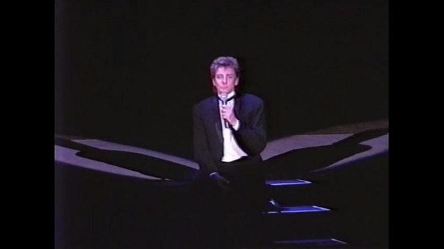 1996 World Tour - Mexico City - Auditorio Nacional - May 17, 1996
