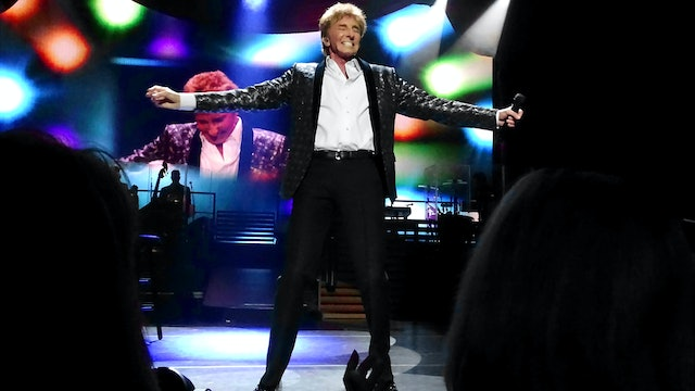 MANILOW: Live in Hollywood, FL! - February 21, 2018