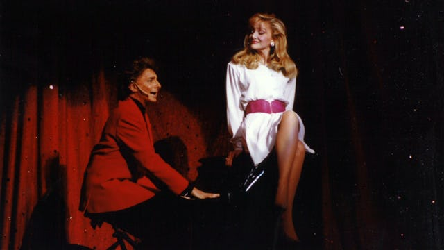 Showstoppers - Paramount Theatre - New York, NY - September 25, 1991