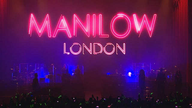MANILOW: Live in London - 8 September 2018 - O2 Arena