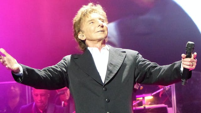 Manilow - One Last Time - Barry In Br...