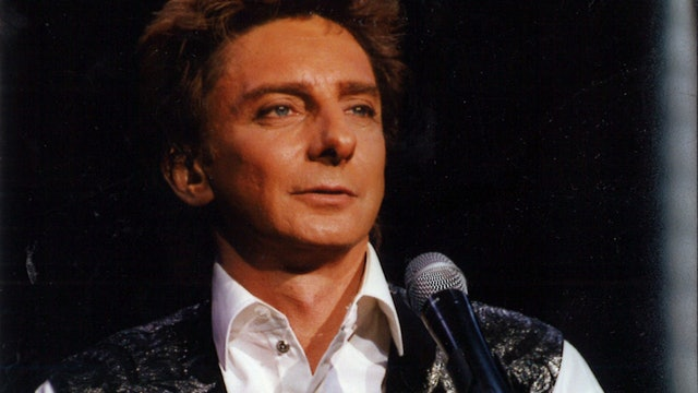 Manilow In Concert - May 9, 1996