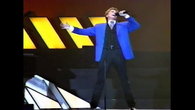 Greatest Hits and Big Bands, Too - Midland, TX - May 20th, 1995