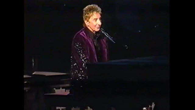 Opening Night Manilow: Music and Passion - February 23rd, 2005