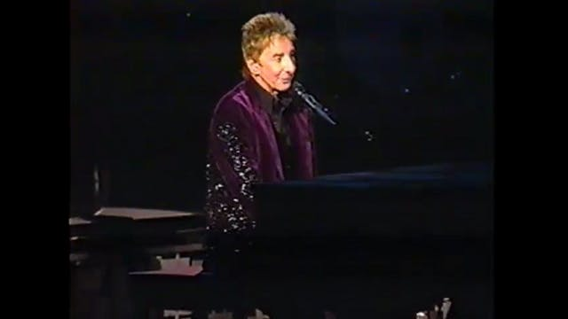 Opening Night Manilow: Music and Pass...