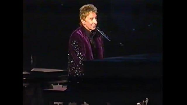 Opening Night Manilow: Music and Passion - Las Vegas Hilton - Las Vegas, NV - February 23rd, 2005