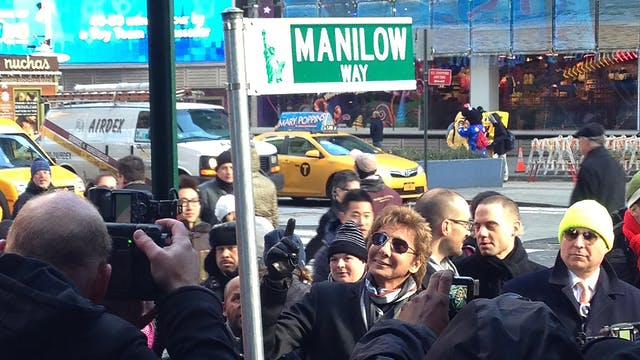 Manilow on Broadway - March 2, 2013 -...