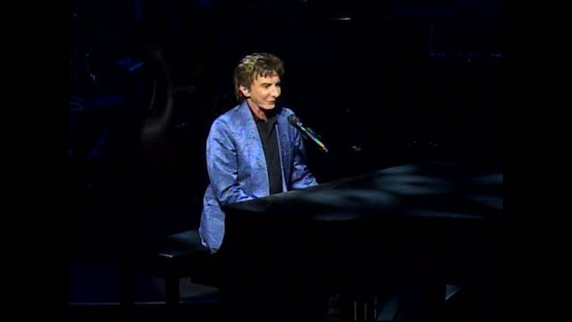 Manilow On Broadway - St. James Theatre - January 18, 2013