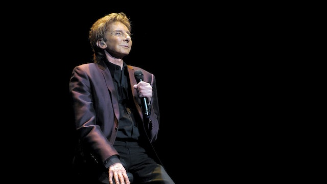 Barry Manilow - The Louisville Palace - Louisville, KY - July 27, 2012