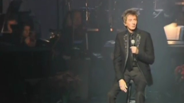 The Barry Manilow Christmas Show - Rosemont Theatre - Chicago, IL - December 19th, 2009