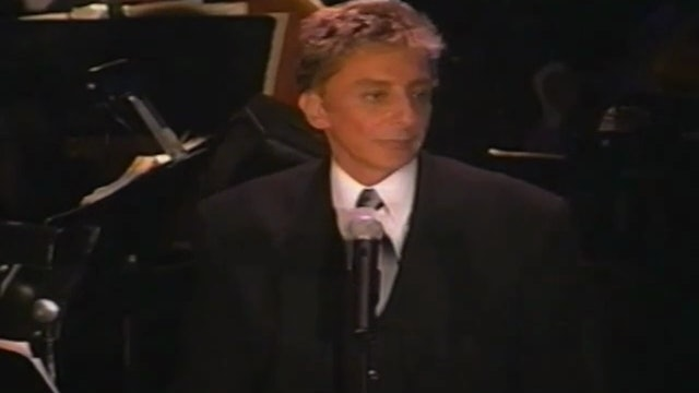 """""""Manilow Sings Sinatra"""" - Album Premiere Party - Supper Club - New York, NY - November 11, 1998"""