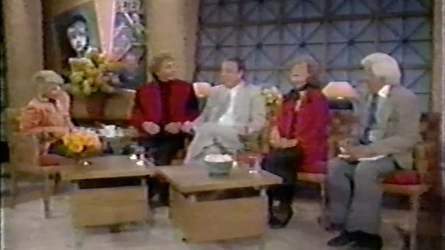The Joan Rivers Show - September 20, 1991