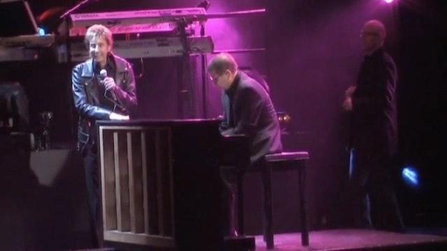 Manilow at Paris Las Vegas - November 28, 2010