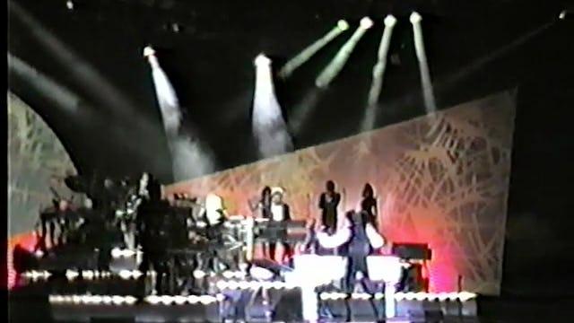 Paradise Tour - October 20,1985 - Caesars Palace - Atlantic City