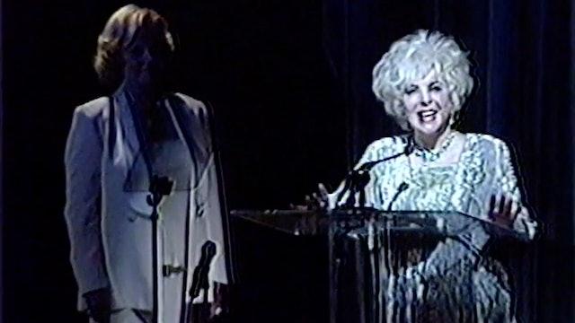 Sheba Humanitarian Awards 1999