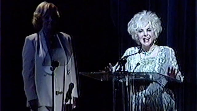 Sheba Humanitarian Awards 1999