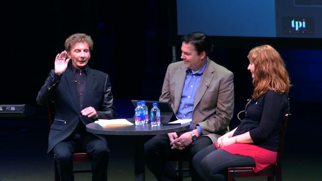 Barry Manilow - Live in Conversation - March 31, 2016 - Webster University