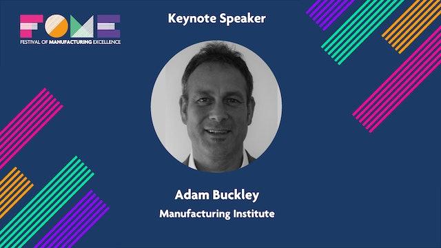 Keynote - Adam Buckley - Behind the Fads, Buzzwords and Bullsh*t,