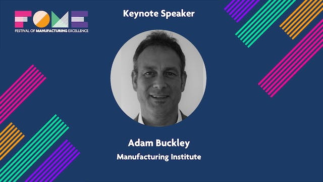 Keynote - Adam Buckley - Behind the Fads, Buzzwords and Bullsh*t,