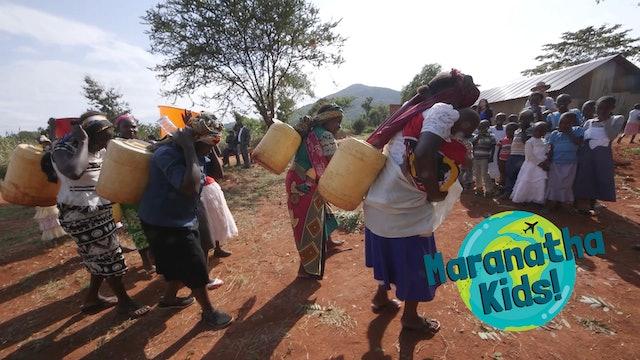 Carrying the Burden of Water
