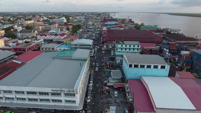 Spreading the Gospel in Guyana