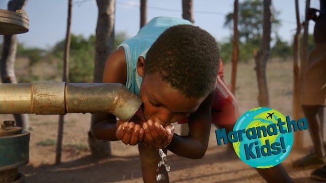 Prayers for Water in Zimbabwe