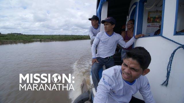 Mission Maranatha 2021: Opening