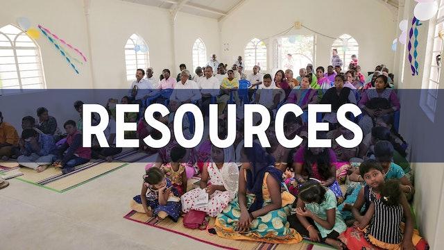 Resources for Sharing Maranatha