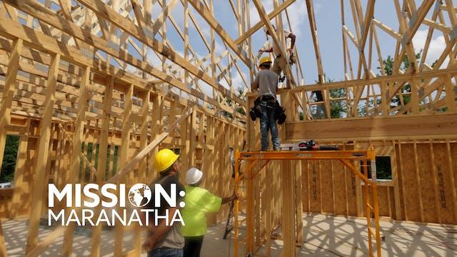 Mission Maranatha: Our Work 2021