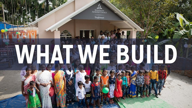 What We Build