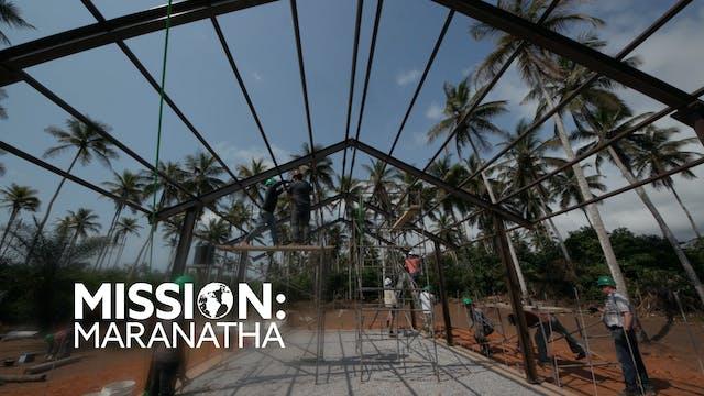 Volunteering with Maranatha