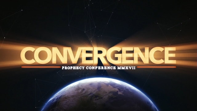 Convergence Prophecy Conference 2017 - Dr. Robert Mawire - Weekend Service