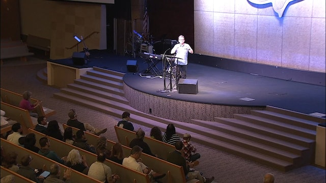 Convergence Prophecy Conference 2017 - Tom Doyle