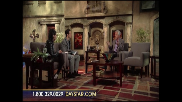 Ray Bentley on DayStar TV / 2017