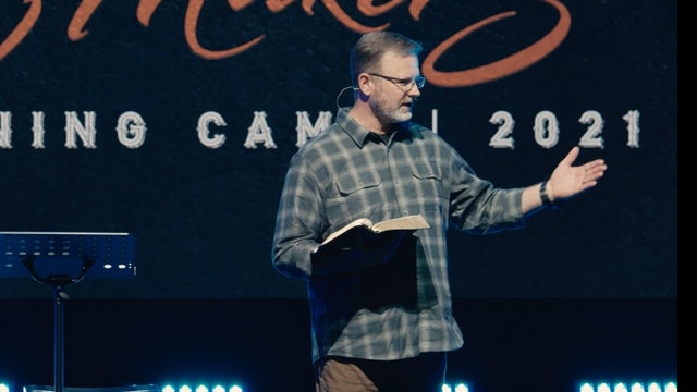 Men's Bible Study / Troy Dewey / January 12, 2021