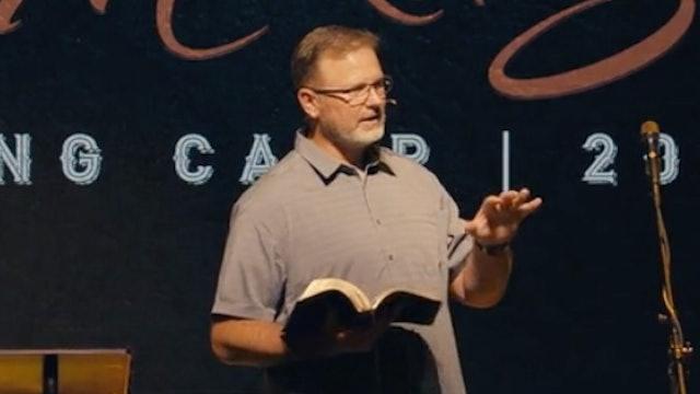 Men's Bible Study / Troy Dewey / May 25, 2021