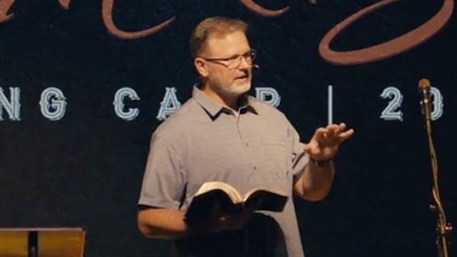 Men's Bible Study / Troy Dewey / May ...