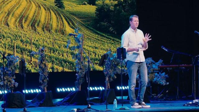 The Secret Of The Vine / John15:1-18 / Daniel Bentley / August 29, 2021