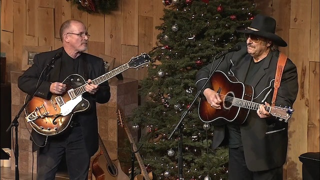 A Christmas Celebration with Will Graham and Dennis Agajanian
