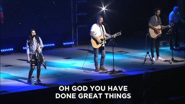 Revive Worship Night, June 19, 2019
