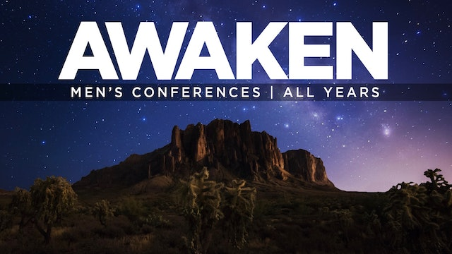 Awaken Men's Conferences